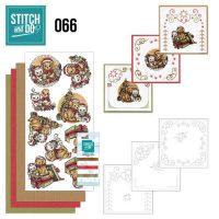 Stitch and Do setjes