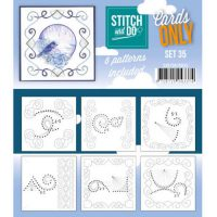 Stitch Card Only