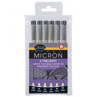 Micron Pennen